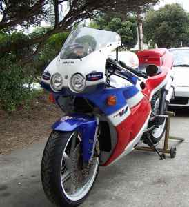 Honda NC30 VFR400 For Sale California Title