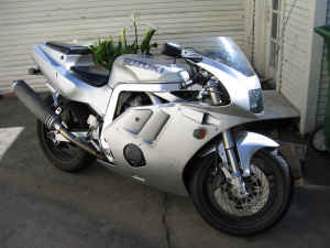 1991 Suzuki GSXR400 For Sale