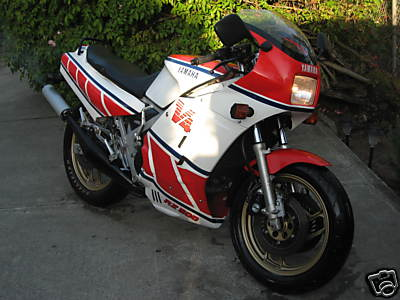 1985 Yamaha RZ500 For Sale Gray Market