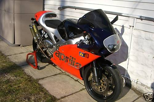 2004 Aprilia RS250 Cup Bike Converted For Sale
