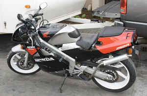 Honda MC18 NSR250 For Sale 2 stroke