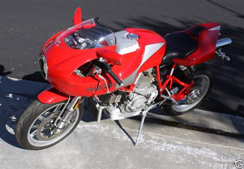 2001 Ducati Mike Hailwood Evo For Sale