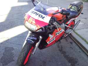 1993 Honda NSR250 MC21 For Sale Repsol Replica