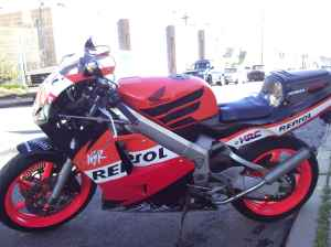 1993 Honda NSR250 For Sale MC21