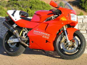 1988 Ducati 888 SPO For Sale in San Francisco