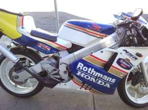 1993 Honda NSR250 MC21 For Sale Rothmans Replica