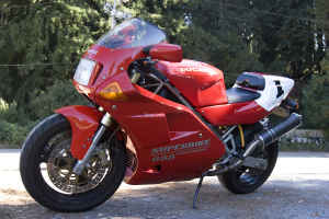 Ducati 888 SPO For Sale