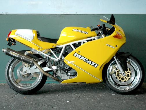 1993 Ducati Superlight For Sale in Seattle