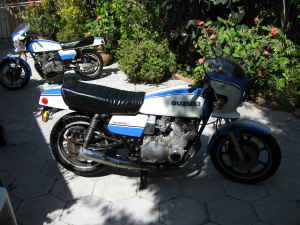 SUZUKI GS1000S Wes Cooley Replicas For Sale