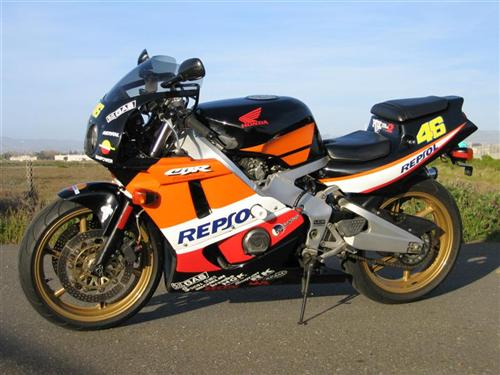 1993 Honda CBR400RR MC29 For Sale Gray Market