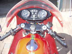 1980 Ducati 900SS For Sale Instruments Picture