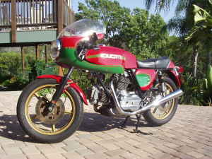 1980 Ducati 900SS For Sale