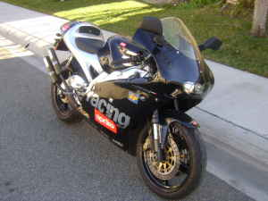 Aprilia RS250 Challenge Bike For Sale