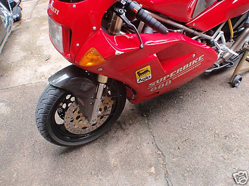 1993 Ducati 888 SPO For Sale in Kansas