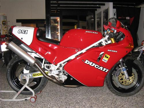Ducati 851 SP3 For Sale in Italy