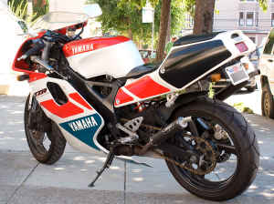 1992 Yamaha TZR250 For Sale