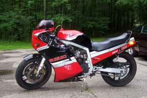 Two Sharp and Original 1986 Suzuki GSX-R 750's For Sale ...