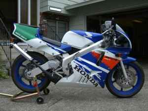 1993 Honda MC21 NSR250 For Sale