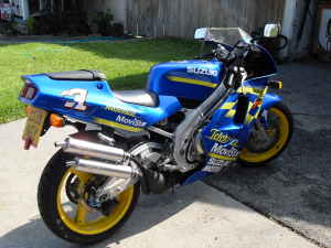 1994 Suzuki RGV250 For Sale on Craigslist