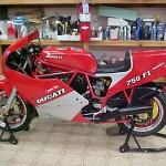 1987 Ducati F1 750 Laguna Seca For Sale