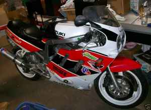 1990 Suzuki GSX-R 750 For Sale