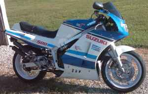 Suzuki RG500 Gamma For Sale