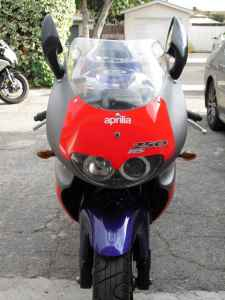 1995 Aprilia RS250 For Sale with Title in California