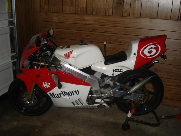 1993 Honda MC21 NSR250SP For Sale