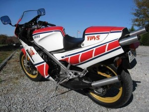 Yamaha RZ500 For Sale