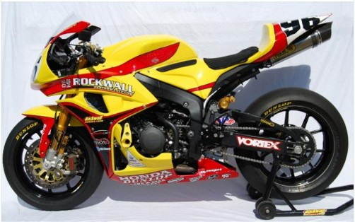 2007 Honda CBR 600RR race bike for sale