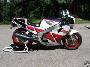 FZR750R for sale