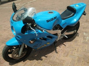 1989 GSX-R400R SP  for sale in Johannesburg South Africa