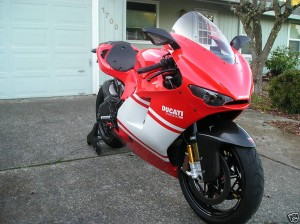 Ducati Desmosedici #869 for sale in Portland