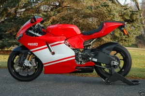 Ducati Desmosedici #190 for sale in Michigan
