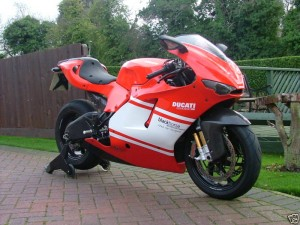 Ducati Desmosedici for sale in Cambridgeshire, UK
