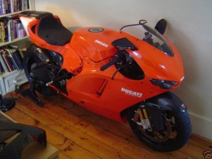 Ducati Desmosedici #872 for sale in Hertfordshire, UK