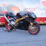 2008 Aprilia RSV Factory w/1060 engine built by AMA's KWS Motorsports for sale