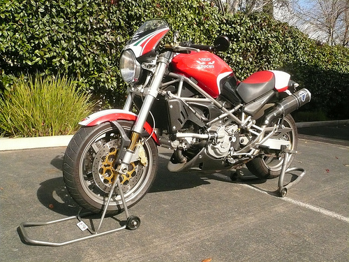 2002 Ducati Monster S4 Fogarty Foggy Edition For Sale