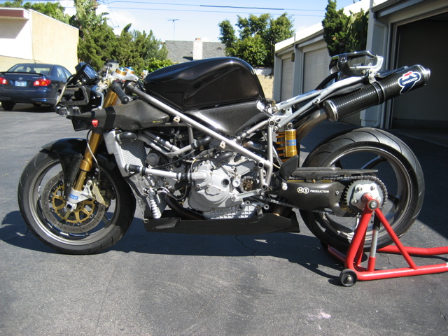 2001 Ducati 748rs Left Side Rare Sportbikes For Sale