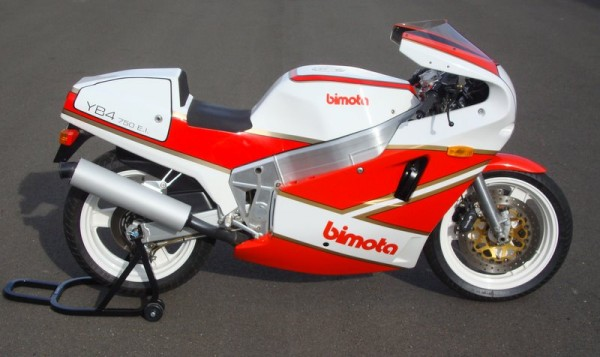 1988 Bimota YB4E.I. For Sale