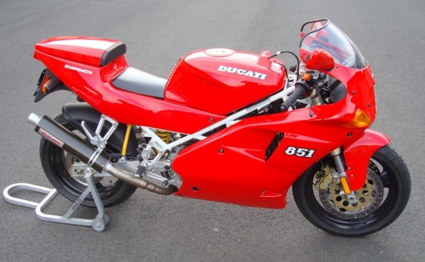 1992 Ducati 851 For Sale Very Low Miles