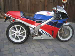 Honda RC30 for sale low miles