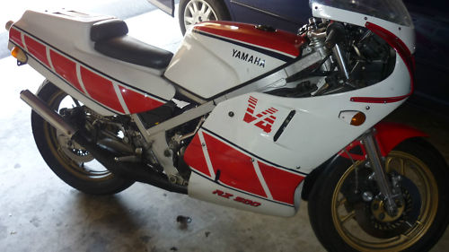 500cc Two-Stroke: 1985 Yamaha RZ500 For Sale! - Rare SportBikes For Sale