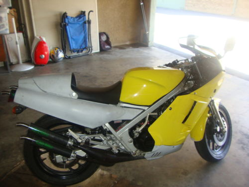 Rough but ready: 1984 Yamaha RD 500 LC - Rare SportBikes For
