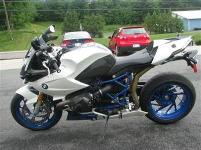 Sports Bikes For Sale >> With Sporting Intent 2009 Bmw Hp2 Sport Rare Sportbikes