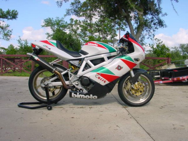 2001 Bimota DB4 For Sale