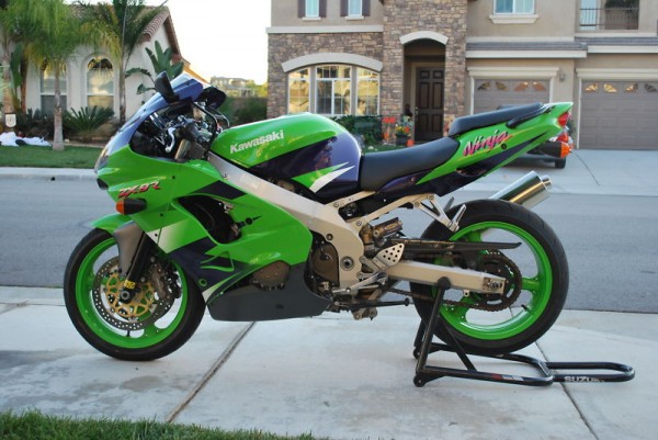 cheap for discount f6d94 3fbdc 2000 Kawasaki ZX9R For Sale on eBay. quote ...