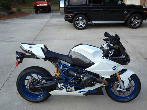 2009 bmw hp2 sport with 35 miles rare sportbikes for sale. Black Bedroom Furniture Sets. Home Design Ideas