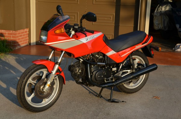 Cagiva Alazurra for sale