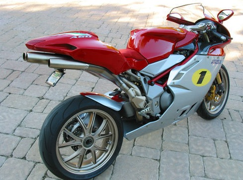 MV Agusta F4 AGO for sale